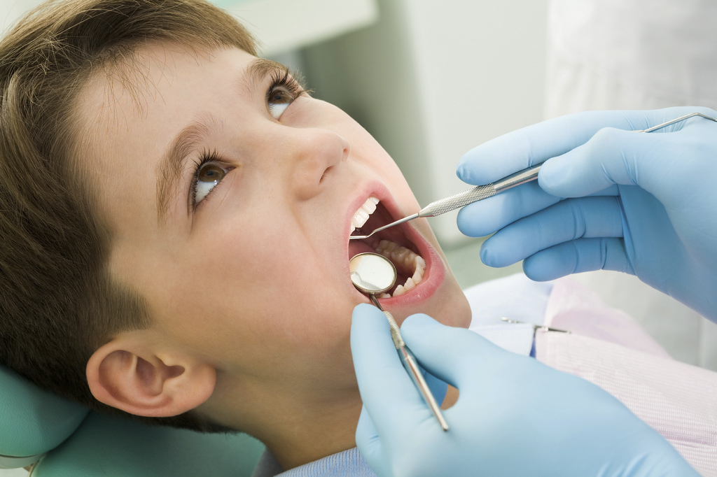 endodontics for children
