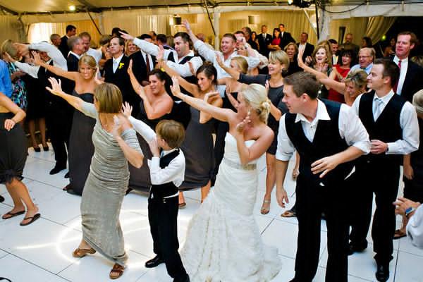 wedding dance number