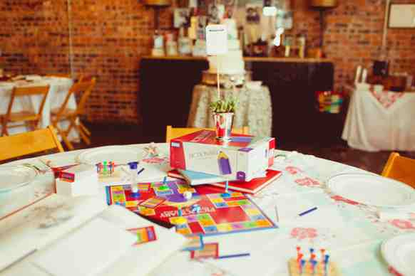10 Fun Wedding Reception Ideas Knowledge