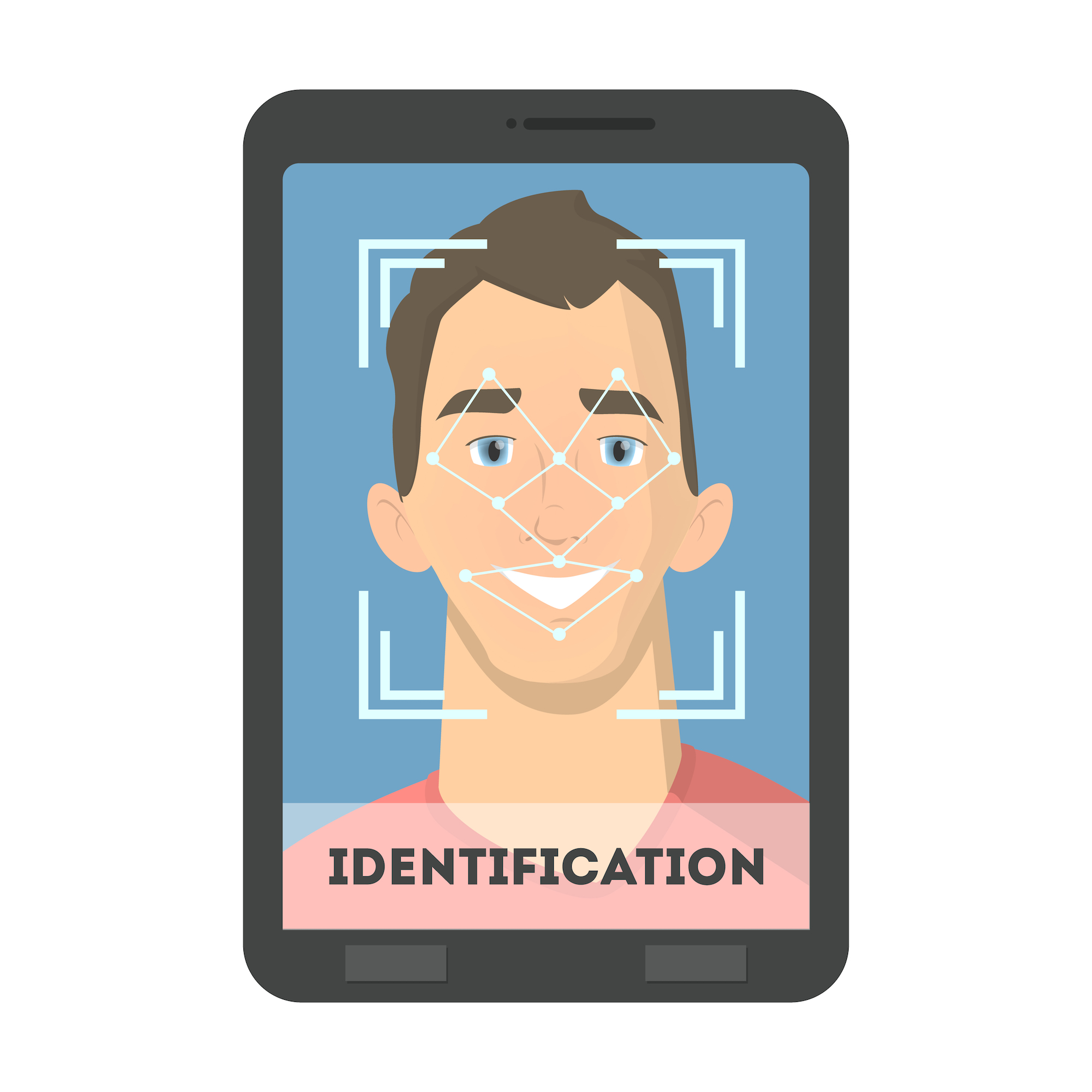 How the Facial Recognition Technology Works - knowledge com sg
