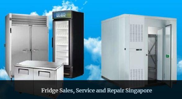 Where to find recommended fridge repair in Singapore?