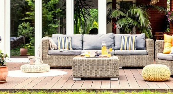 Common Mistakes When Looking for Outdoor Patio Furniture Rental