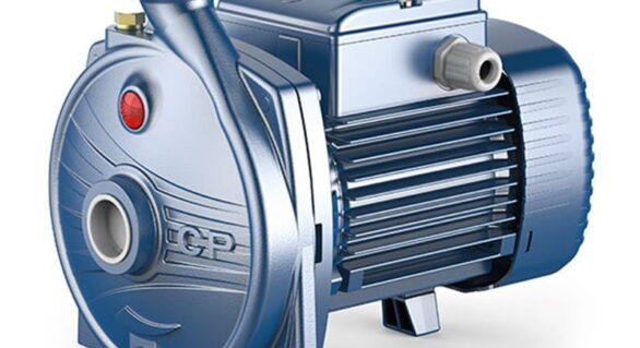 What are the different types of water pumps?
